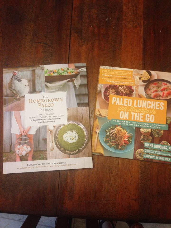 Book Review The Homegrown Paleo Cookbook By Diana Rodgers Food