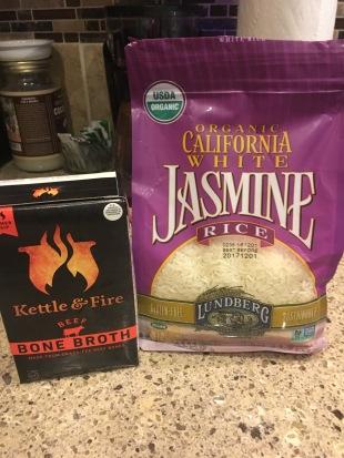 Rice & Broth