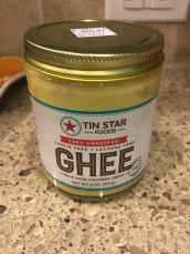 Tin Star Ghee