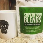 Coffee Cup & Four Sigmatic