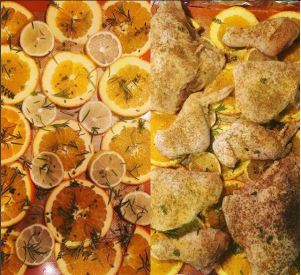 Citrus Chicken 2