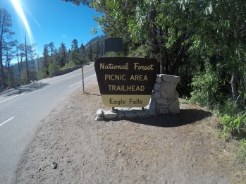 Eagle Falls Trailhead